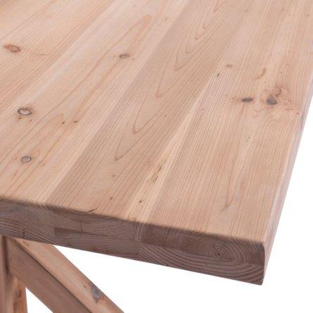 Alliance Dining Table Natural Fir