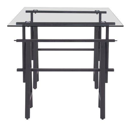 Ralston Desk Antique Black