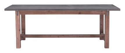 Greenpoint Dining Table Gray