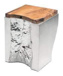 Luxe Side Table Natural