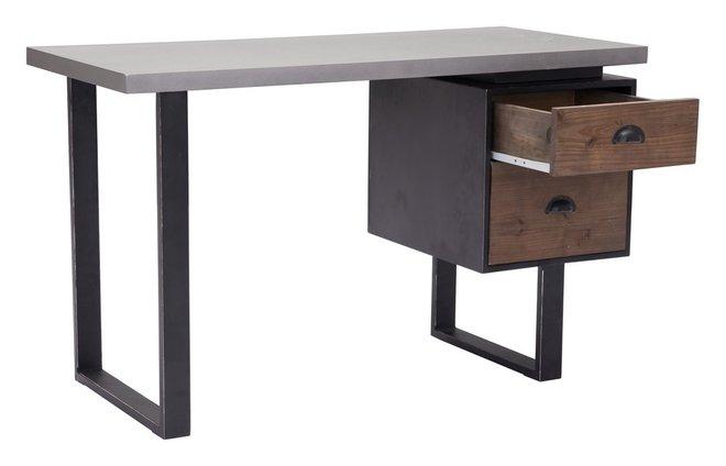 Den Desk Old Fir