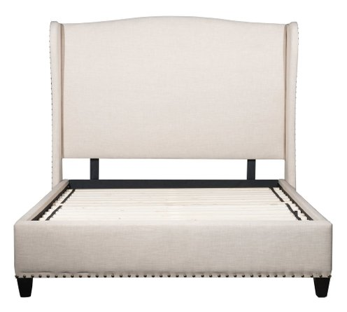 Enlightenment Queen Bed Beige