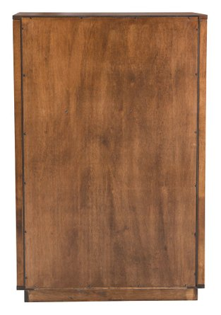 Linea High Chest Walnut