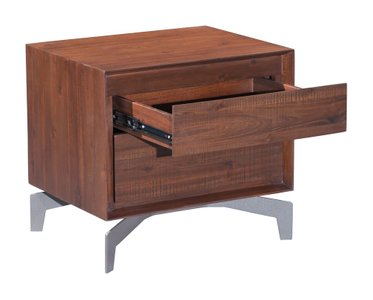 Perth End Table Chestnut