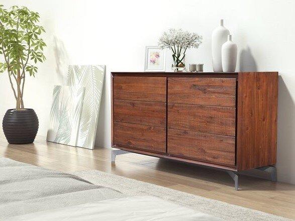 Perth Double Dresser Chestnut