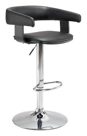 Fuel Bar Chair Black