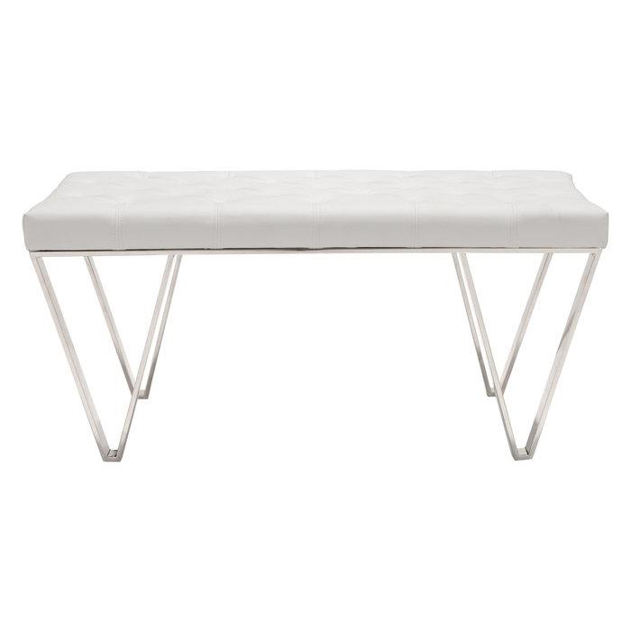 Top Bench White