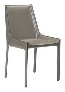 Fashion Dining Chair Stone Gray (Set of 2)