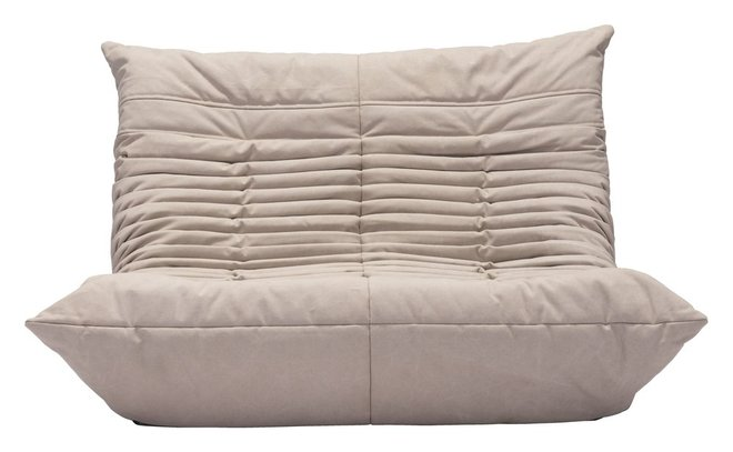 Down Low Loveseat Beige