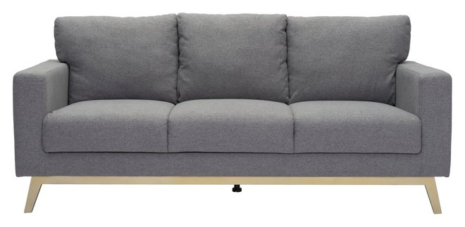 Didactic Sofa Light Gray