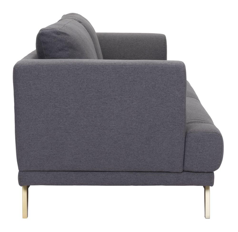 Surreptitious Sofa Gray