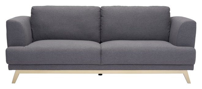 Surreptitious Sofa Gray