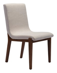Hamilton Dining Chair Beige (Set of 2 Units)