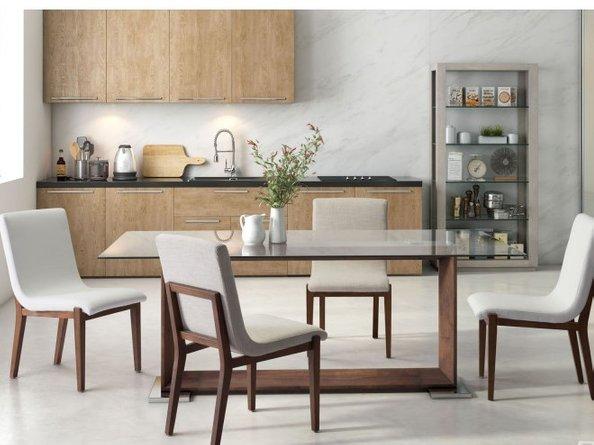 Hamilton Dining Chair Beige (Set of 2)