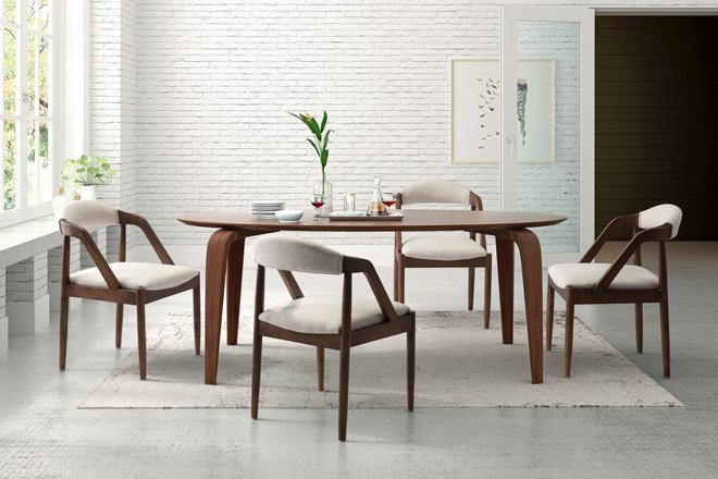 Jefferson Dining Chair Beige
