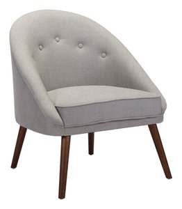 Carter Chair Light Gray
