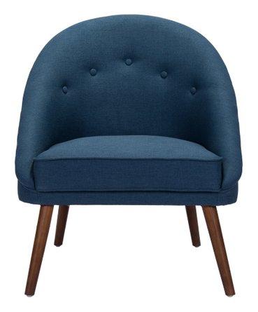 Carter Occasional Chair Cobalt Blue