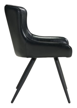 Dresden Dining Chair Black (Set of 2)