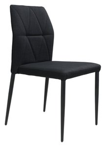 Revolution Dining Chair Black (Set of 2)