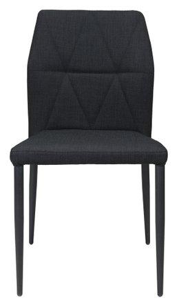 Revolution Dining Chair Black (Set of 2)