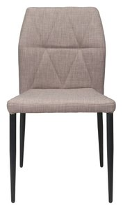 Revolution Dining Chair Beige ( Set of 2 Units )