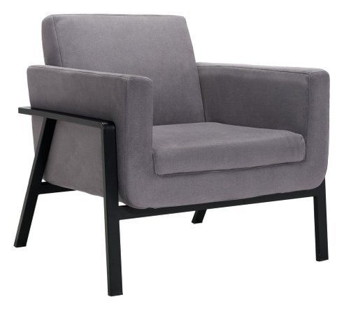 Homestead Lounge Chair Gray