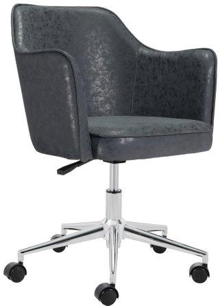 Keen Office Chair Vintage Black