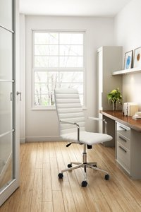 Pivot Office Chair White