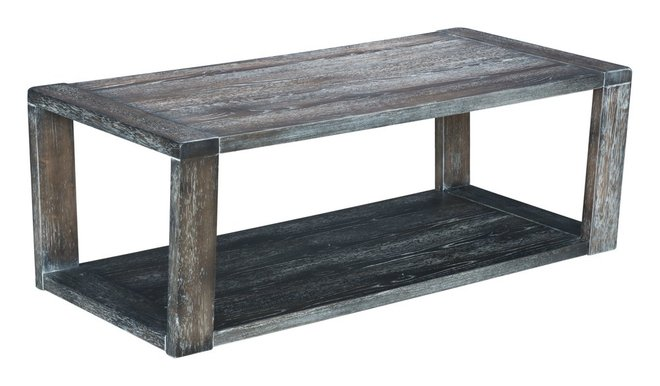 Skyline Cocktail Table Gray