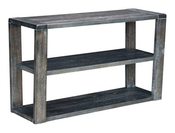Skyline Console Table Gray
