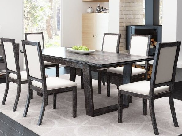 Skyline Dining Chair Gray (Set of 2)