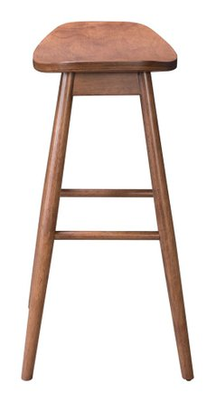 Trinity Barstool Walnut (Set of 2)