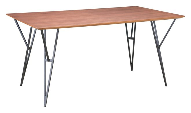 Audrey Dining Table Walnut