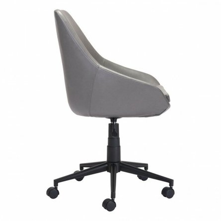 Powell Office Chair Gray