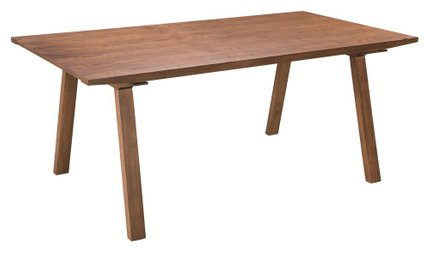 Sycamore Dining Table Walnut