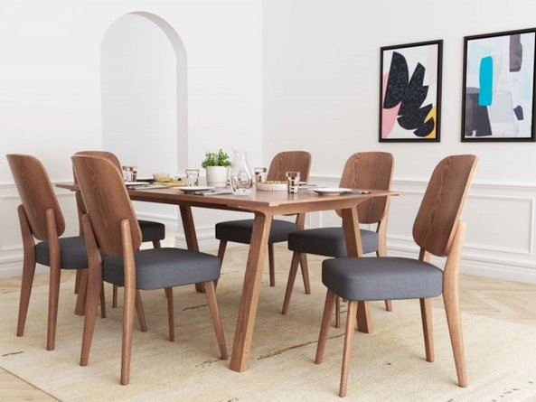 Norma Dining Room - 6 Seater