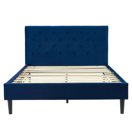 Armando Full Bed Blue