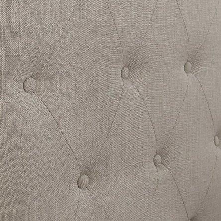 Summit Full Bed Natural Linen