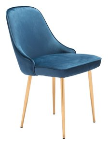 Merritt Dining Chair Navy