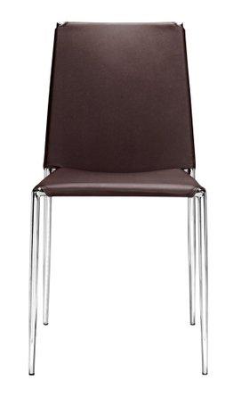Alex Dining Chair Espresso (Set of 4)