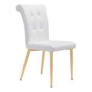 Niles Dining Chair White