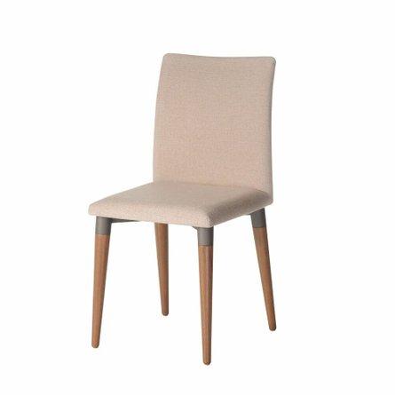 Charles Dining Chair Dark Beige