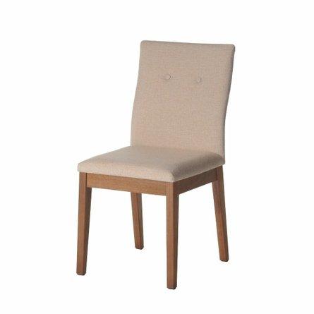 Leroy Dining Chair Dark Beige