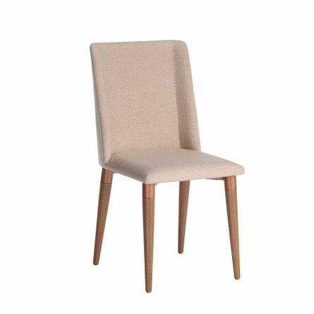 Tampa Dining Chair Dark Beige