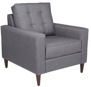 Morgan Arm Chair Dark Gray