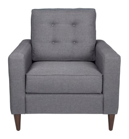 Morgan Arm Chair Dark Gray