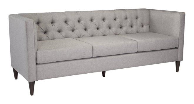 Grant Sofa Light Gray