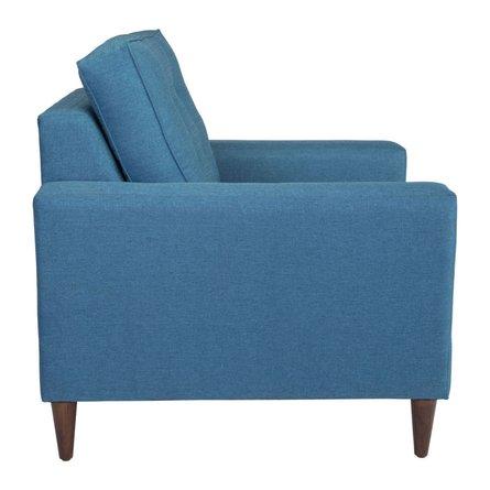 Morgan Arm Chair Blue