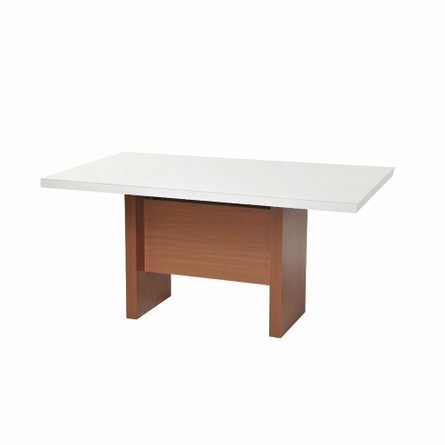 """Dover 72.04"""" Dining Table White"""