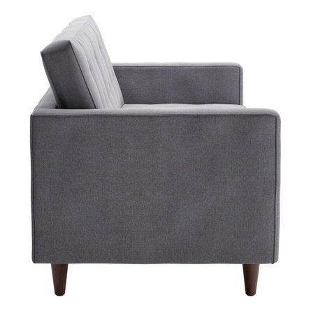 Puget Sofa Silver
